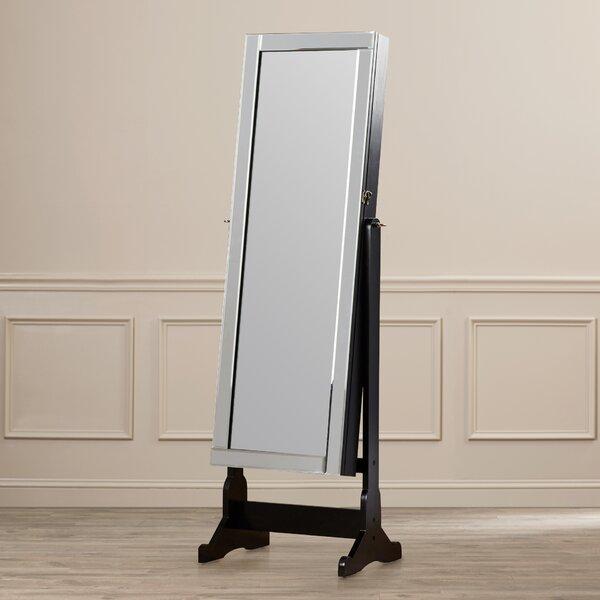 Bristol Rectangle Cheval Mirror by Willa Arlo Interiors