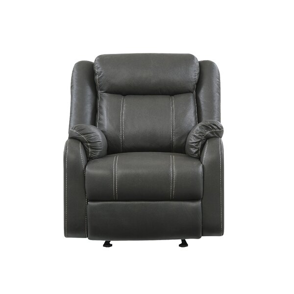 Dunphy Manual Glider Recliner [Red Barrel Studio]
