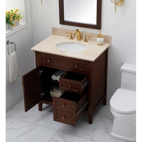 Waut 32 Single Bathroom Vanity Set