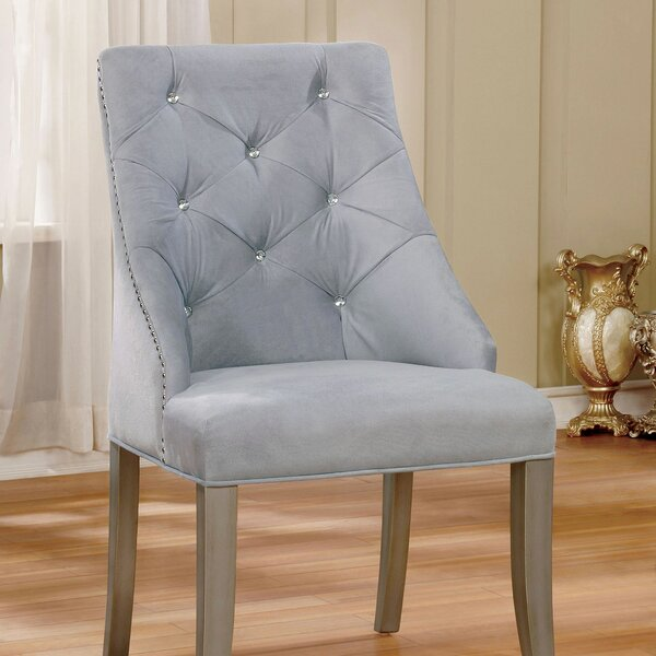 Arthur Upholstered Dining Chair (Set Of 2) By One Allium Way