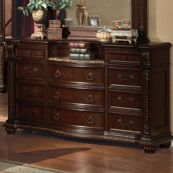 Wentz 9 Drawer Dresser by Astoria Grand