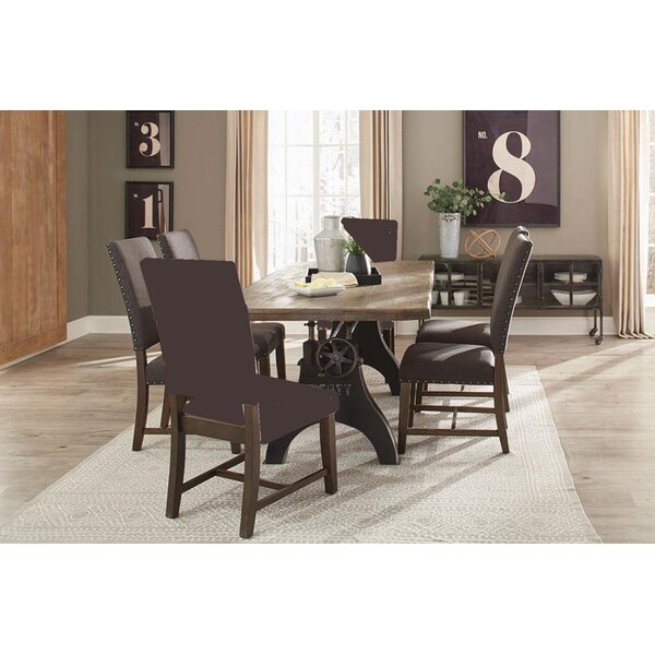 Kylie 7 Piece Dining Set by 17 Stories