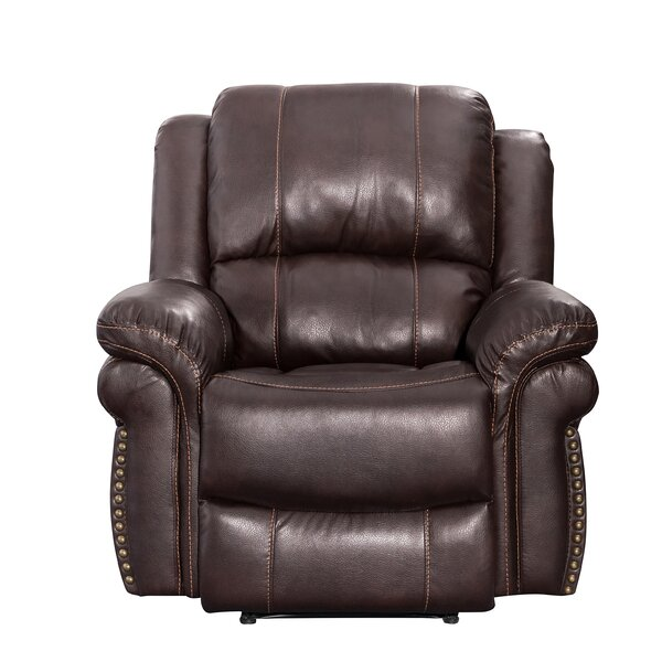 Monteith Manual Recliner By Winston Porter