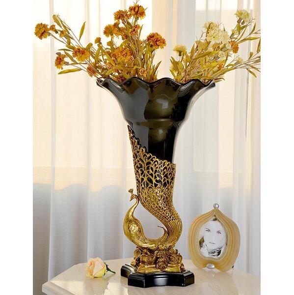 Creative Parrot Floor Vase by Westmen Lights
