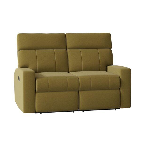 Oakwood Reclining Loveseat By Palliser Furniture