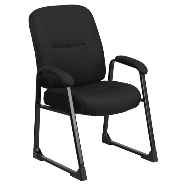Thornfeldt Executive Side Chair with Sled Base by Red Barrel Studio