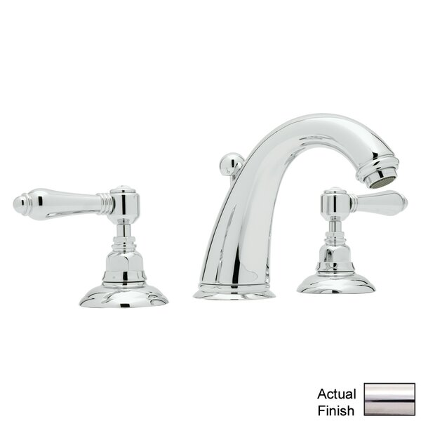 San Julio Widespread Bathroom Faucet with Drain Assembly by Rohl