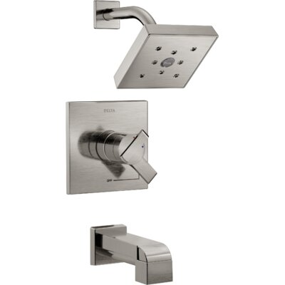 Delta Shower Faucet Tub Stainless Faucets