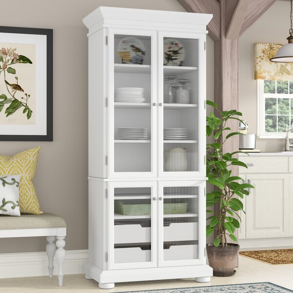 Pottstown 75 Kitchen Pantry by Darby Home Co