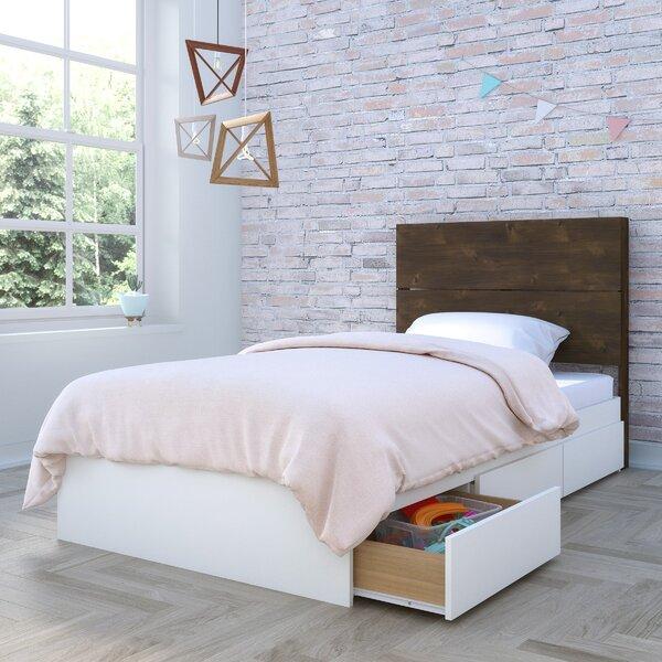 Totten Storage Platform Bed by Mack & Milo