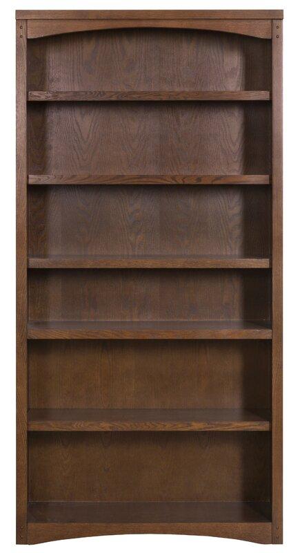 Martin Home Furnishings Mission Pasadena Standard Bookcase