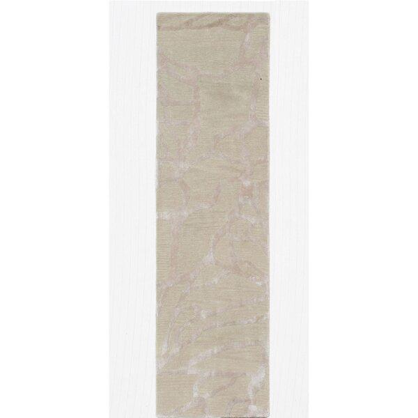 Gaydos Hand-Tufted Neutral Area Rug by Brayden Studio