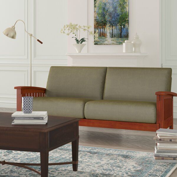 Wydmire Mission Sofa by Charlton Home