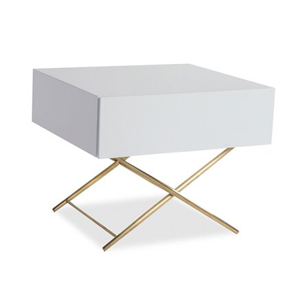 Lorne End Table by Everly Quinn
