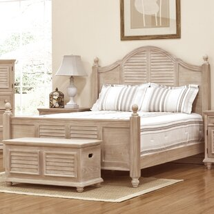 Eastweald Panel Bed by Beachcrest Home
