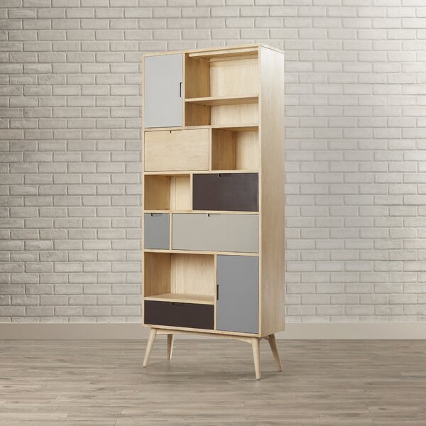 Polen Cube Unit Bookcase by Brayden Studio