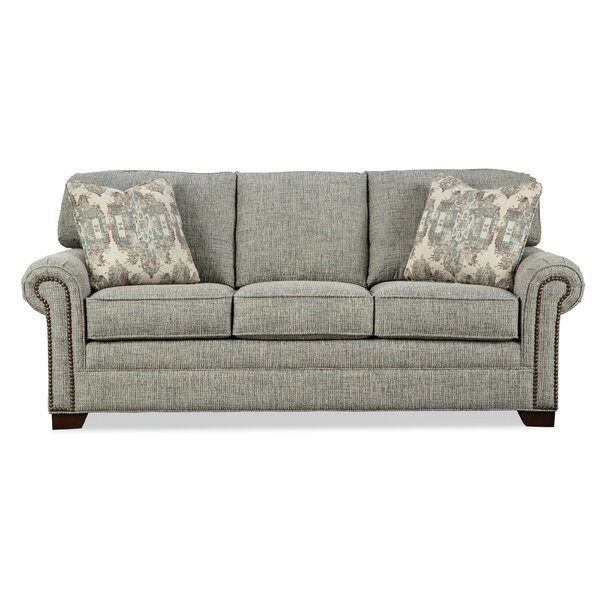 Cool Trendy Paige Sofa by Craftmaster by Craftmaster