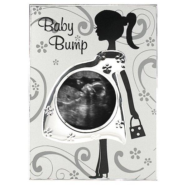 Baby Bump Sonogram Picture Frame by Malden