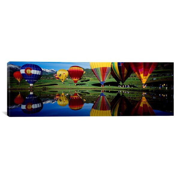 Panoramic Snowmass Village, Pitkin County, Colorado Photographic Print on Canvas by iCanvas