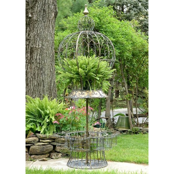 Hot Air Balloon Plant Stand by Zaer Ltd International