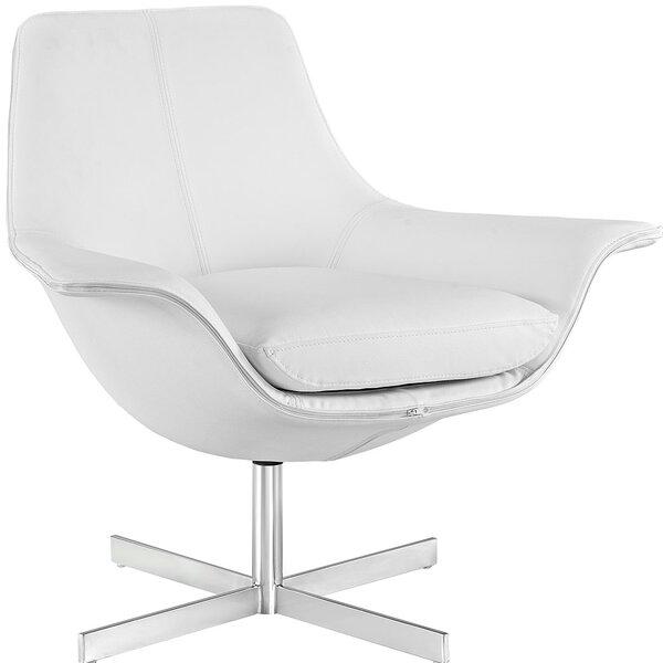 Kiryazov Lounge Chair by Orren Ellis Orren Ellis