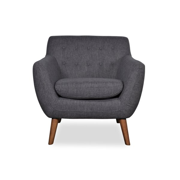 Pedro Dartmouth Mid Century Modern Armchair by Langley Street