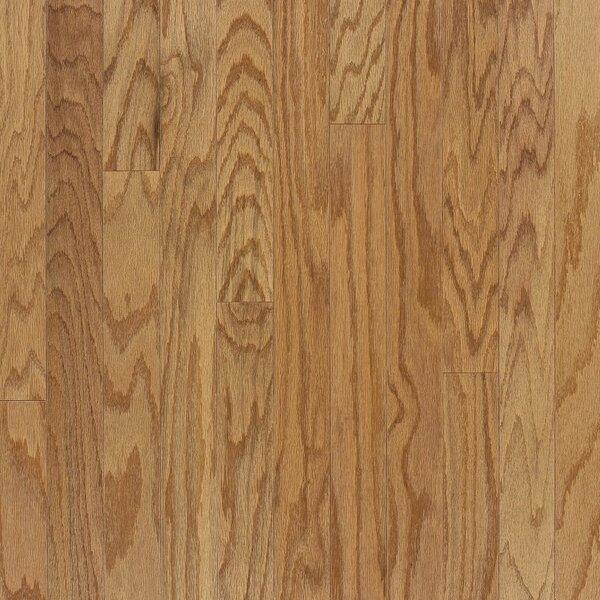 5 Engineered Red Oak Hardwood Flooring in Harvest Oak by Armstrong Flooring