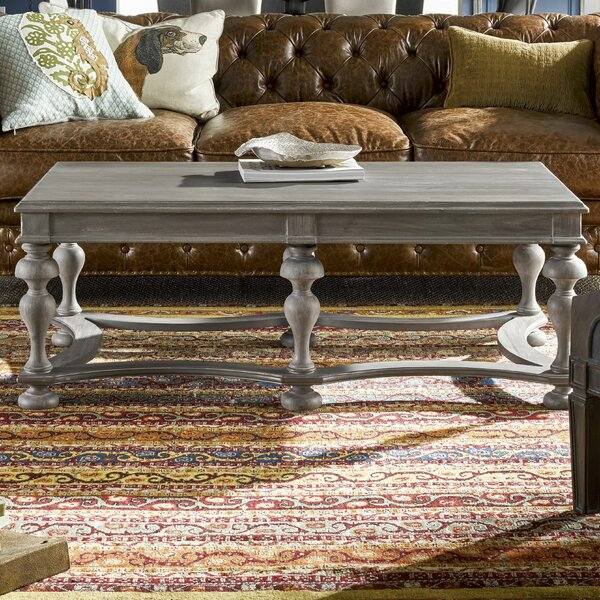 Rencher Coffee Table by Bungalow Rose