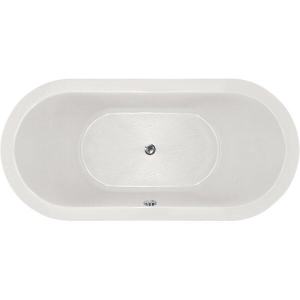 Designer Elle 66 x 32 Air Tub by Hydro Systems