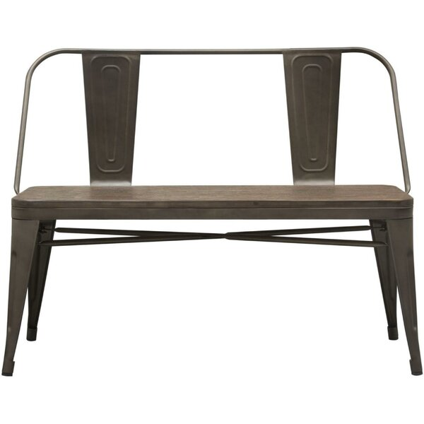 Taylah Metal Bench By Williston Forge Looking for