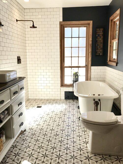 90 Modern Farmhouse Bathroom Design Ideas Wayfair