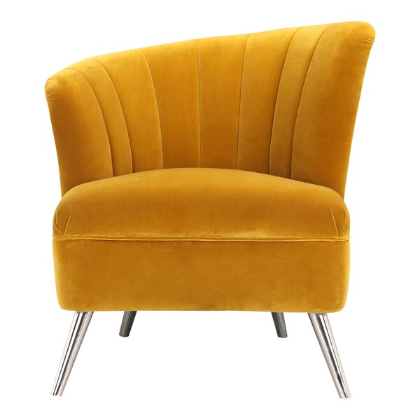 Commodore Barrel Chair By Everly Quinn