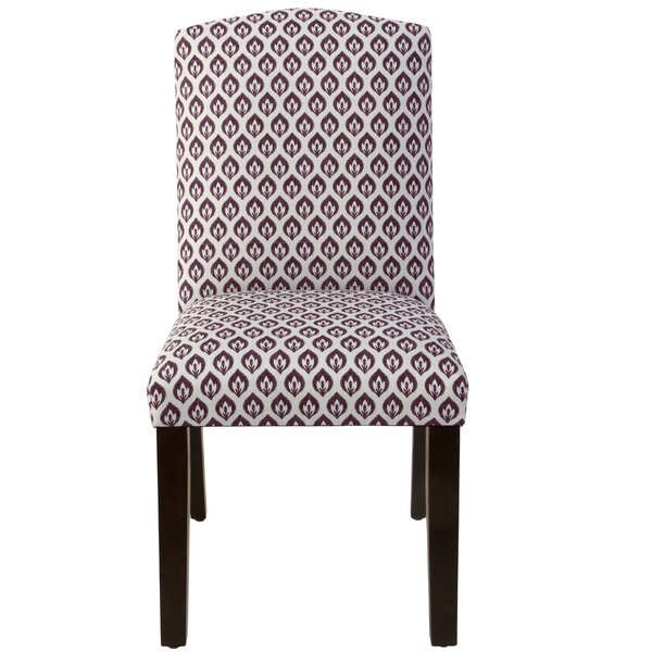 Hofer Back Upholstered Dining Chair by Bloomsbury Market