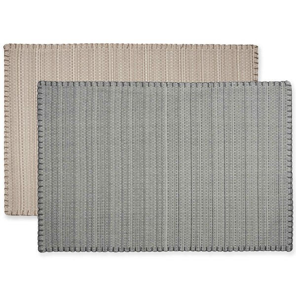 Lyon Elegant Woven Placemat (Set of 4) by HomeCrate