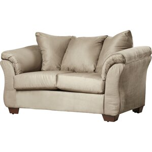Compare prices Alcott Hill Huntsville Loveseat