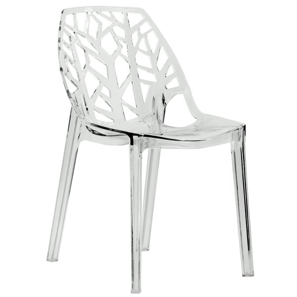 Kimonte Contemporary Side Chair by Ivy Bronx