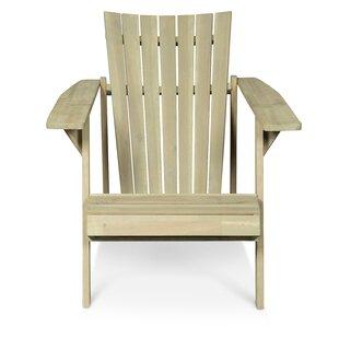 Save  sc 1 st  Wayfair & Oversized Adirondack Chair | Wayfair.co.uk