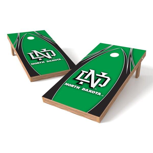 NCAA Shied Design Game Cornhole Set by Tailgate Toss