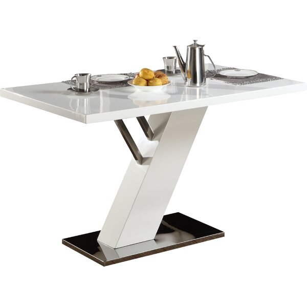 Broderick Dining Table by Wade Logan