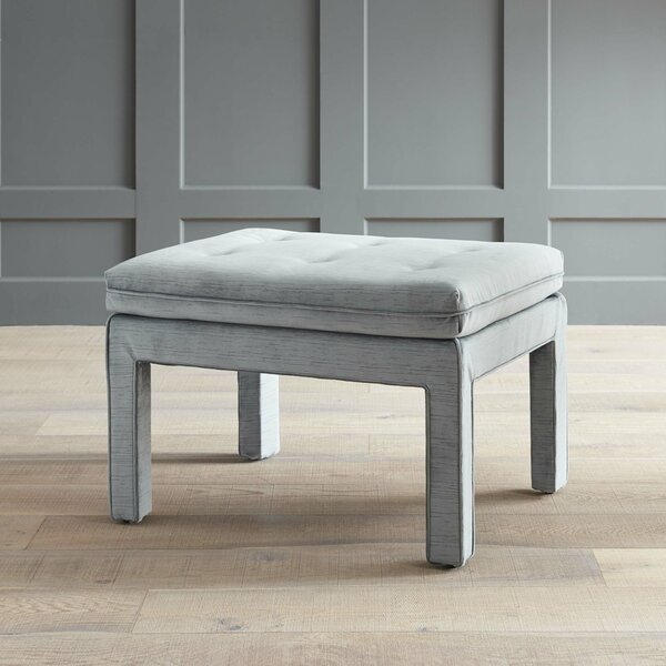 Warren Ottoman by DwellStudio