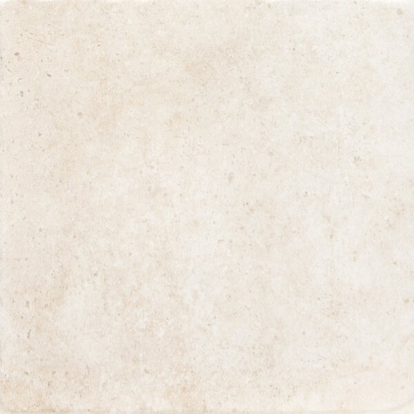 Newberry 16 x 16 Porcelain Field Tile in Bianco by Emser Tile