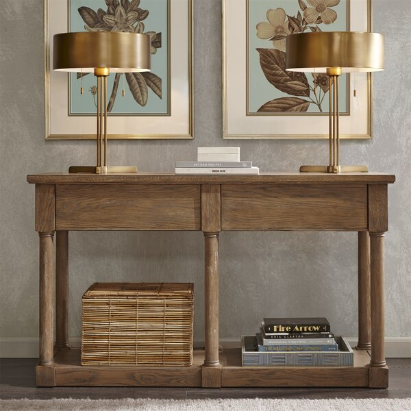 Harbor House Brown Console Tables