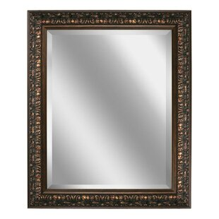 World Menagerie Enedina Ornate Accent Wall Mirror
