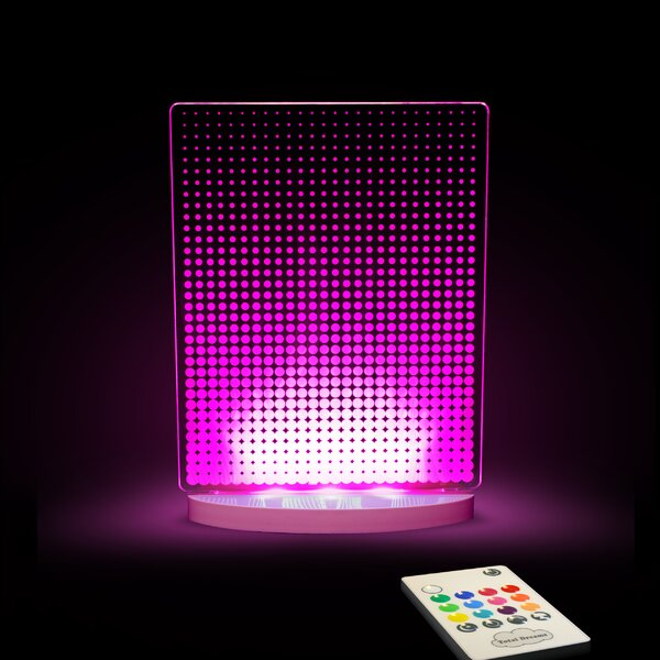 Deco Dots LED Night Light by CompassCo