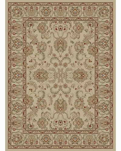 Ankara Oushak Ivory Rug by Threadbind