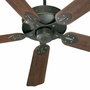 Best Reviews 52 Dutton 5-Blade Patio Ceiling Fan By Williston Forge