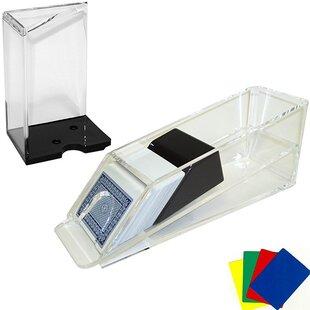 Blackjack Card Dispenser By Trademark Global