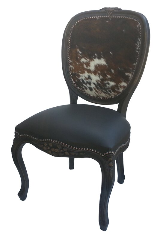 Beautiful Bonanza Side Chair Set Of 2 By New World
