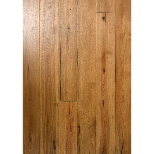 Farmhouse 7-1/2 Engineered Hickory Hardwood Flooring in Lorraine by Albero Valley