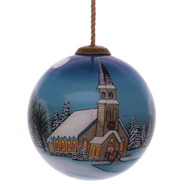 Church Ornaments Wayfair